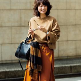 2016年LEE10月号ファッション1