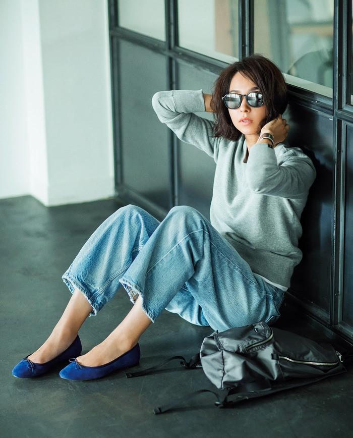 秋コーデをもっと女らしく!vol.4-2