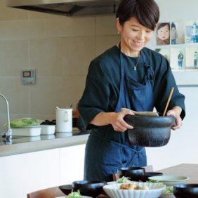 ワタナベマキさんのお料理会「お酢を楽しむ」 | 暮 …