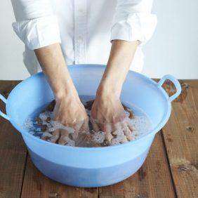 洗濯王子に習う!流行アイテムの洗い方&しまい方 vol.3