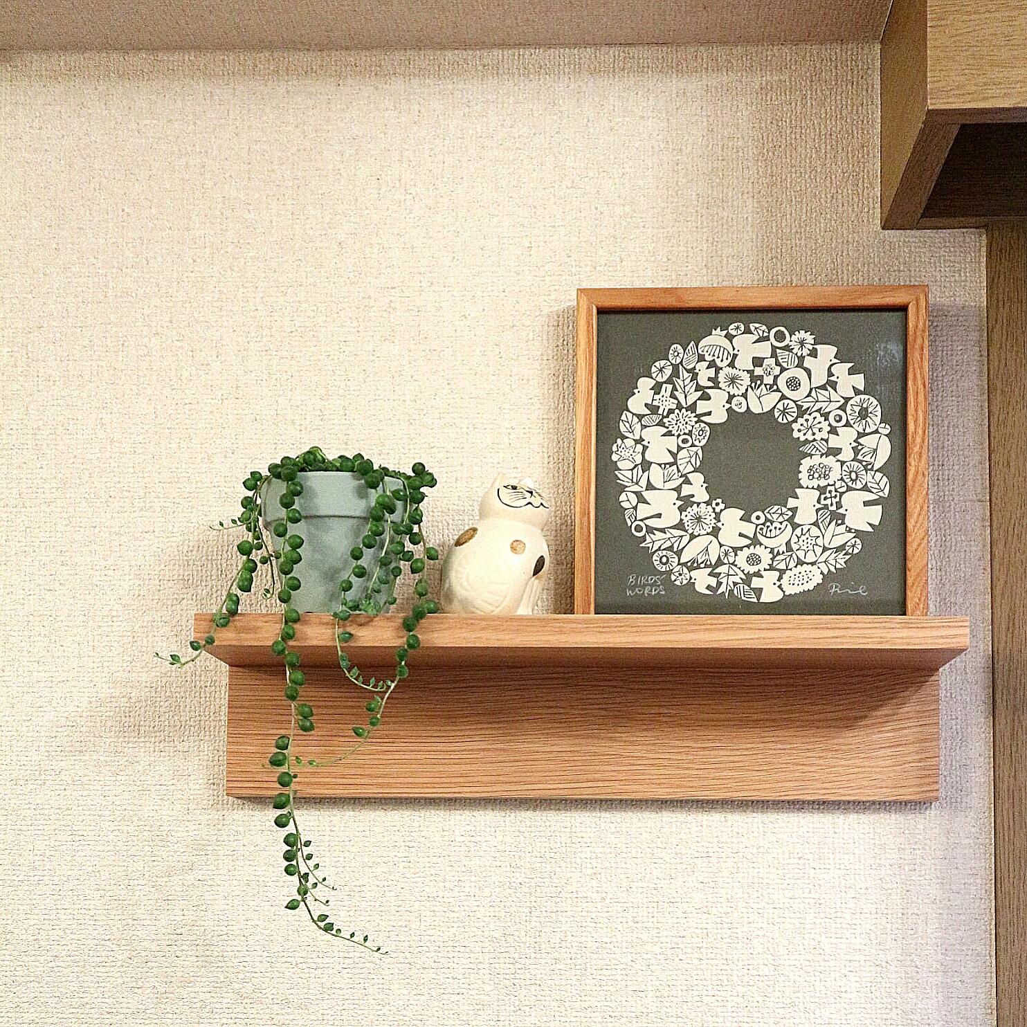 【無印良品】壁に付けられる家具のインテリア実例集【アイデア】