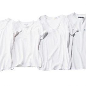 今こそ似合うTシャツを見極める! vol.2