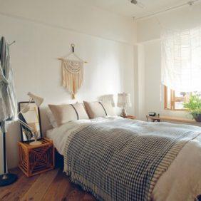 眠りの質を高めるベッドまわりのアイデアvol.1