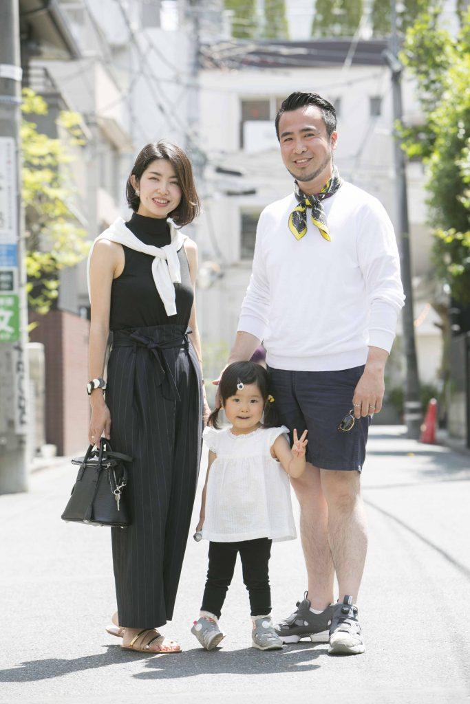 カジュアル家族写真の服装は?おすすめは「親子で …