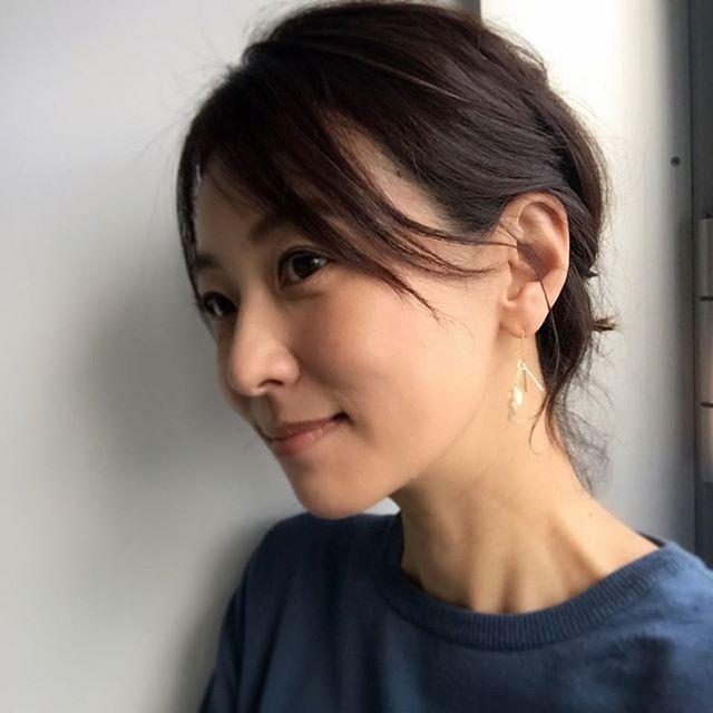 五明祐子の横顔画像