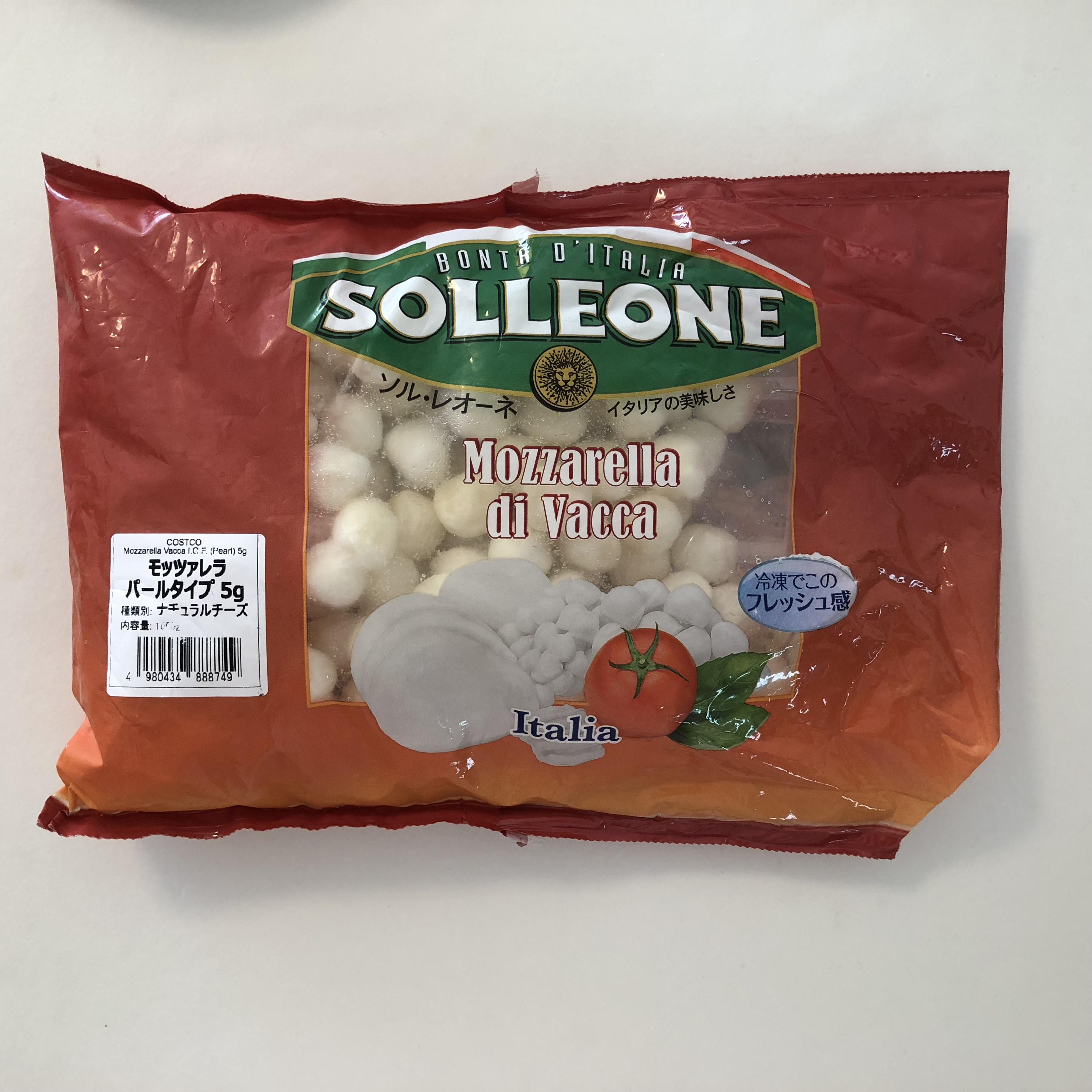 チーズ 冷凍 モッツァレラ