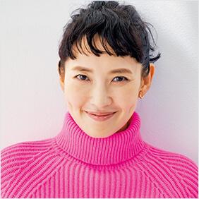 モデル浜島直子のプロフィール画像