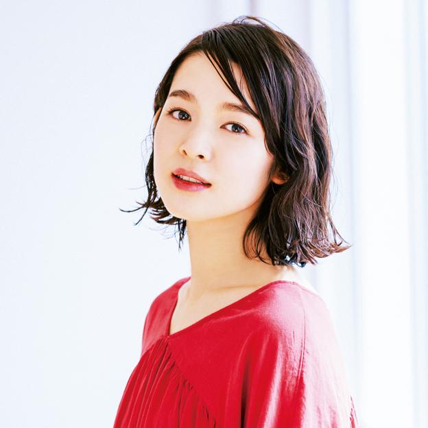 藤澤恵麻-ボブ-セミウェット