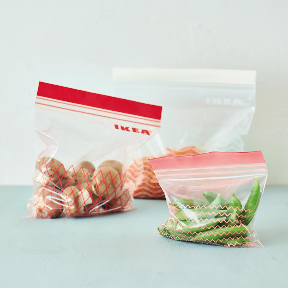ISTAD プラスチック袋-イケア・ジャパン