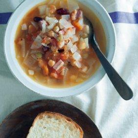 ワタナベマキさん-スープ