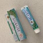 ナチュラルな歯磨き粉