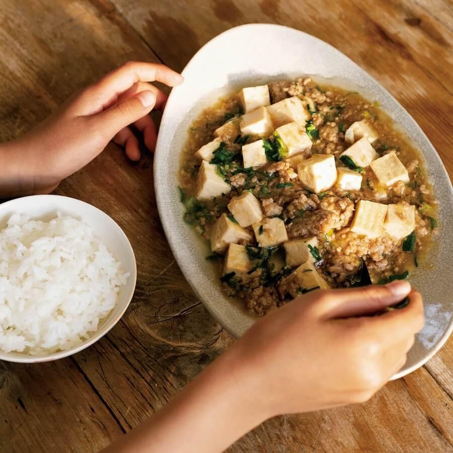 作り方 麻 婆 豆腐