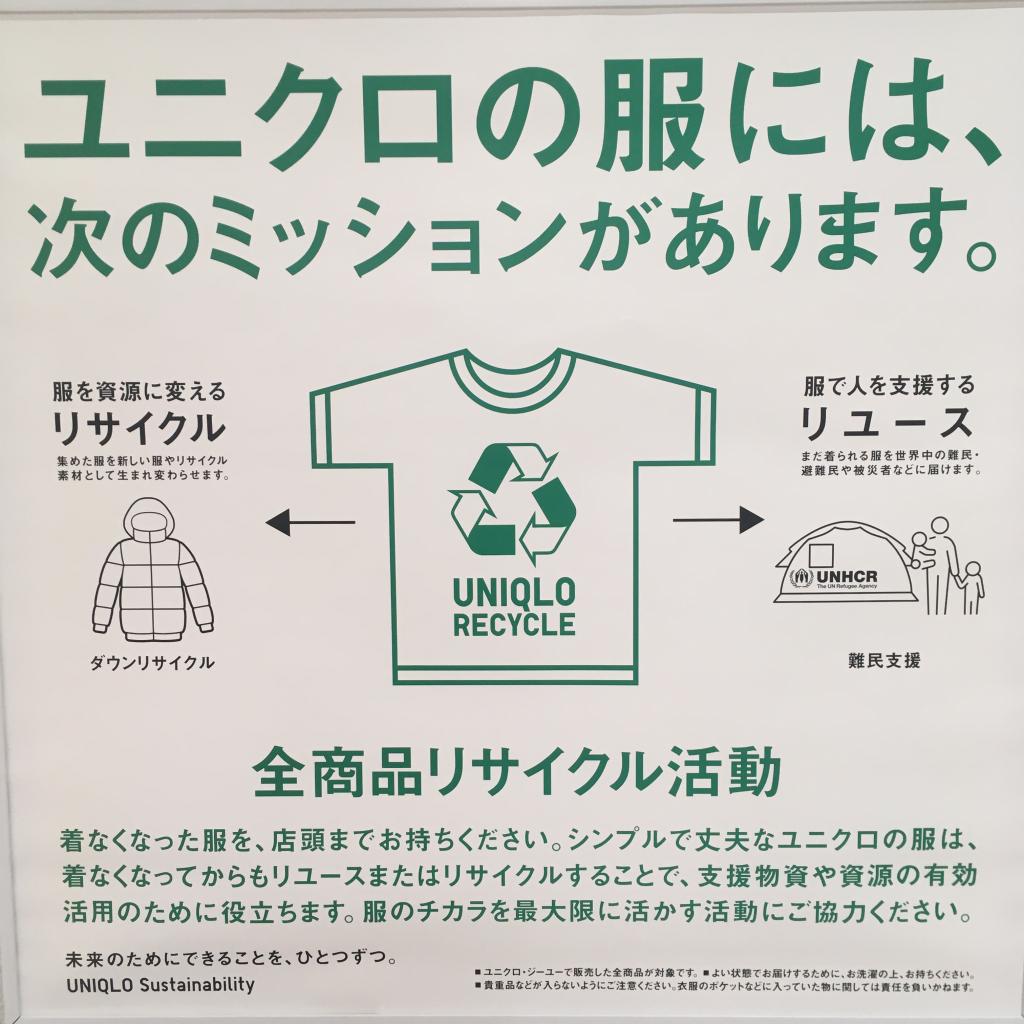 2020 ユニクロ 古着 回収 H&Mの古着回収で500円クーポンがもらえる!要らない服はかしこくリサイクル