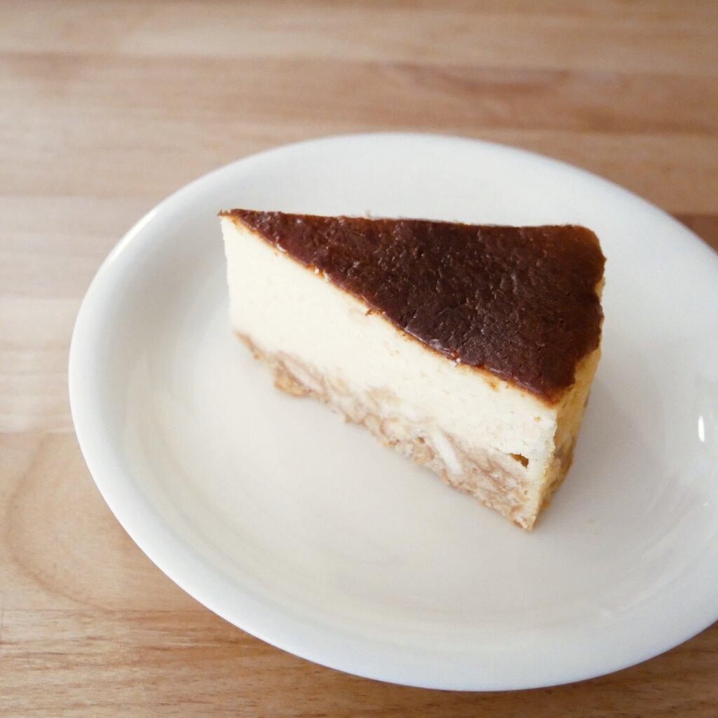 ベイクド 栗原 ケーキ はるみ チーズ