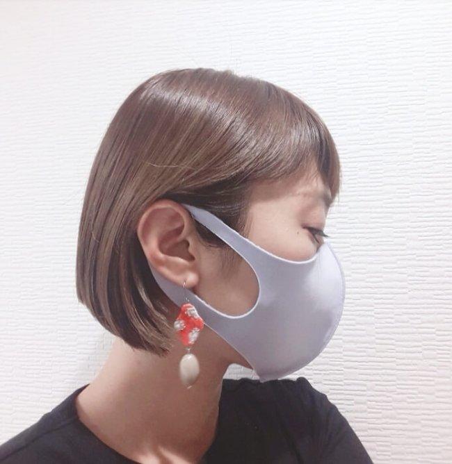 マスク パステル