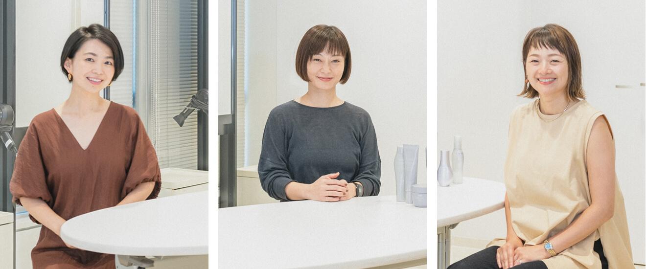 LEE100人隊とヘアメイクアップアーティスト