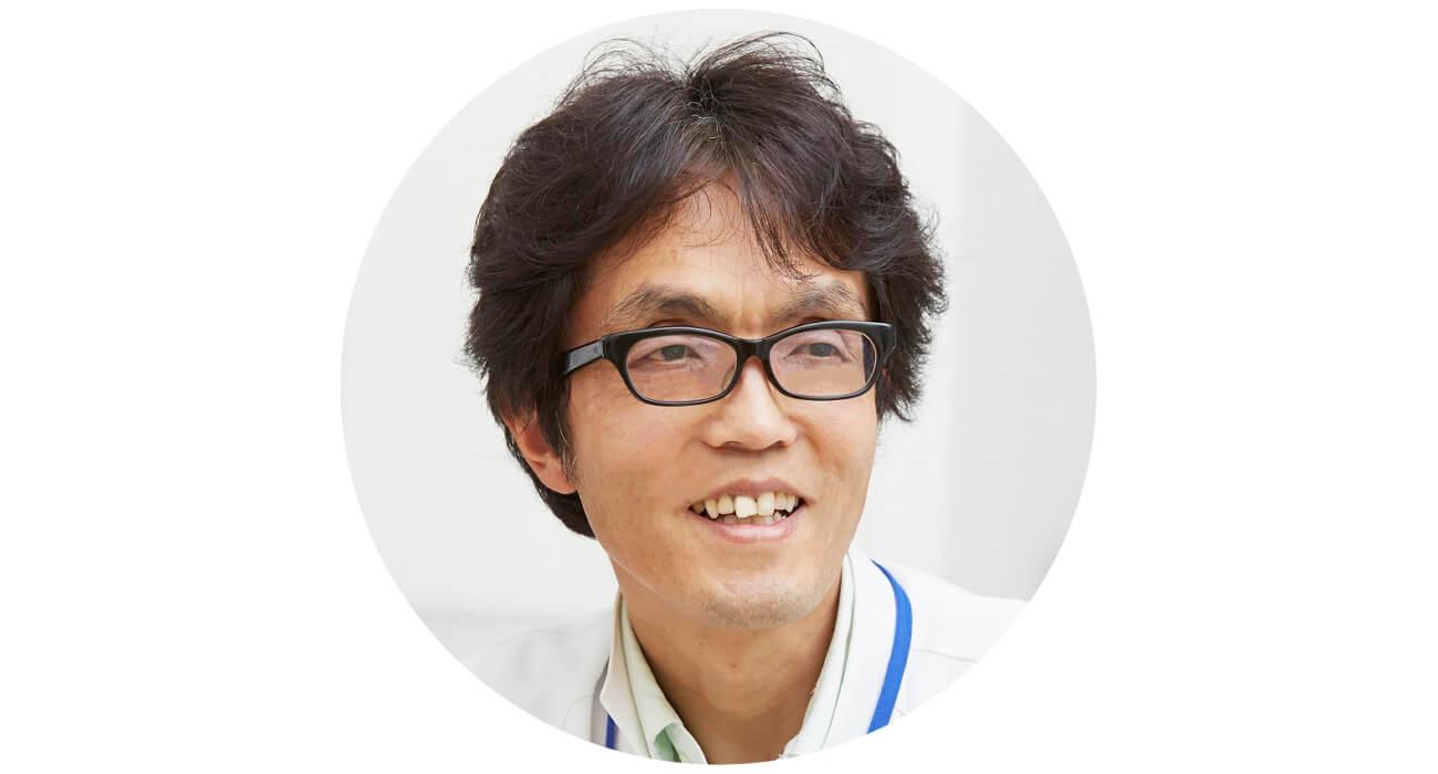 日本医科大学武蔵小杉病院 腫瘍内科教授 勝俣範之さん