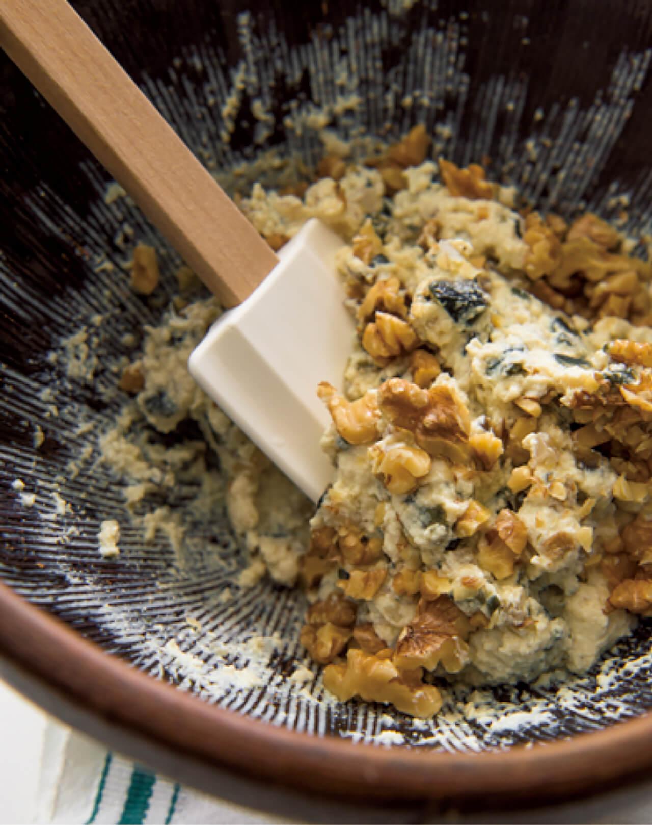 ピータン豆腐 すり鉢