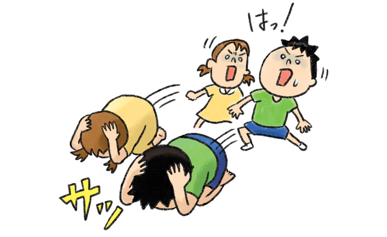 子どもと一緒にできる防災対策02