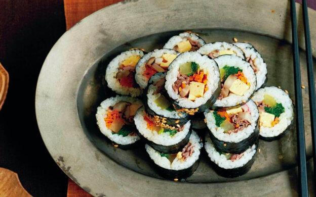 【キンパ・巻き寿司レシピ5選】節分の恵方巻きに、どうぞ!
