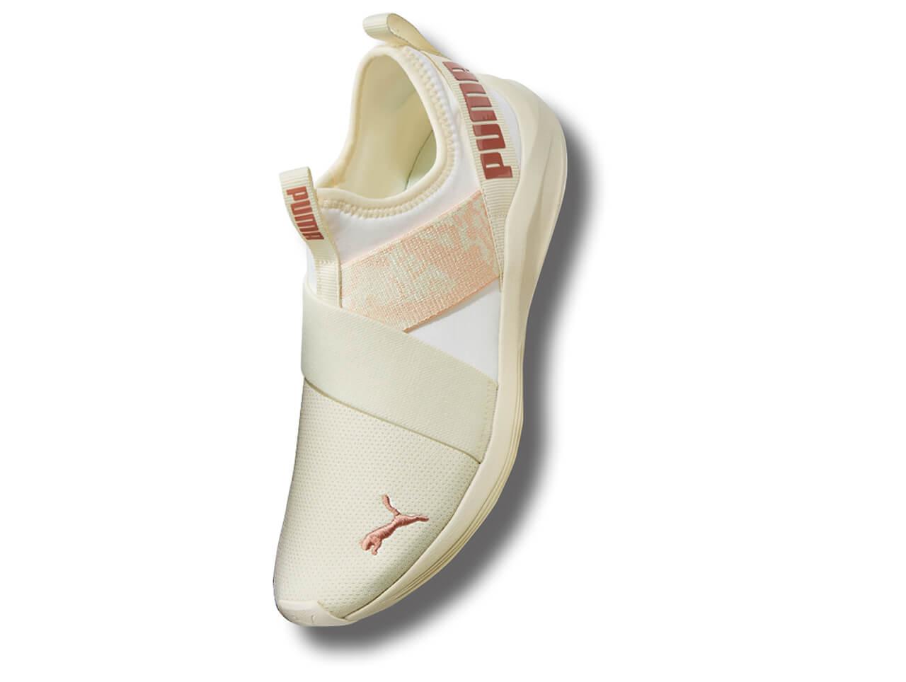 PROWL SLIP-ON ANIMAL/WHISPER WHITE-ROSE GOLD ¥5900