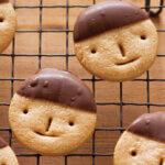 「スマイルチョコクッキー」レシピ/なかしましほさん