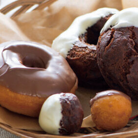 アイキャッチ画像:「ドーナツ」レシピ/なかしましほさん