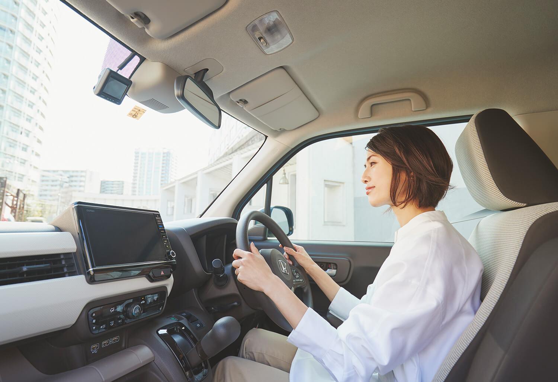 車に乗るのが楽しくなるHonda「N-WGN」