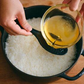基本の「すし飯」の作り方・レシピ/近藤幸子さん
