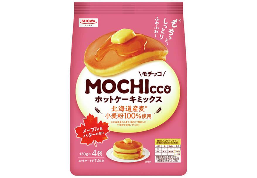 モチッコ ホットケーキミックス