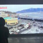 科学未来館 震災と未来 展示画像
