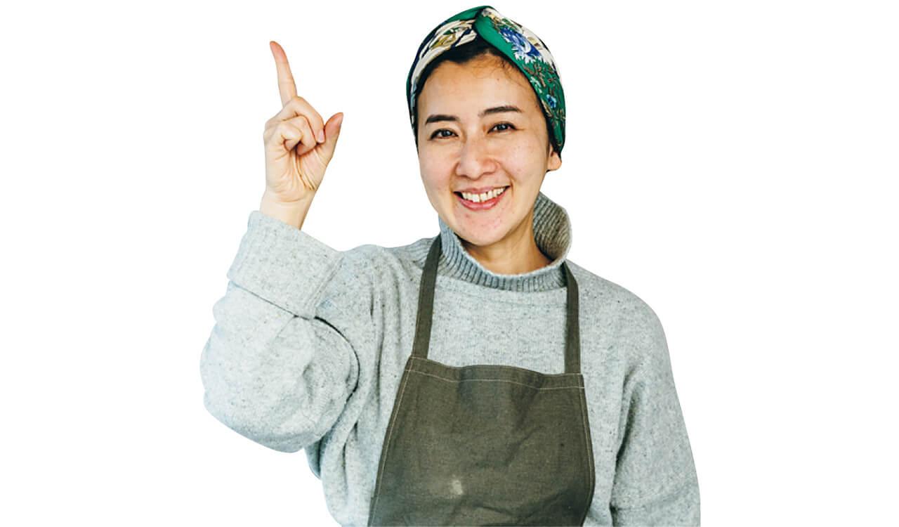 料理家 川上ミホさん