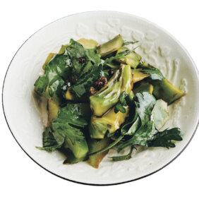 「ブロッコリーの茎の中華漬け」レシピ/川上ミホさん