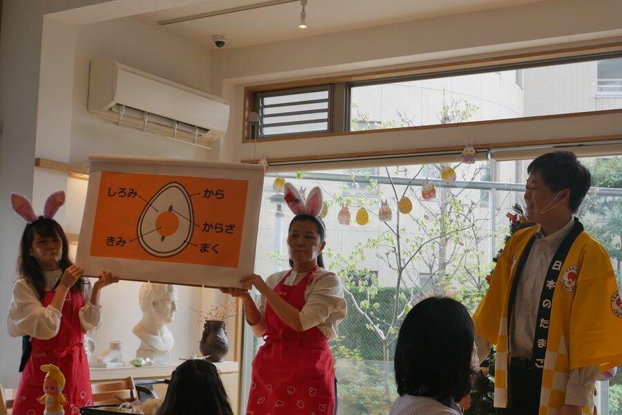 キユーピーの「卵博士」こと児玉さんが、卵の栄養や魅力について、教えてくれました。