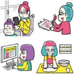 【LEE読者4人の「副業事情」を大公開!】収入や始めたきっかけは?