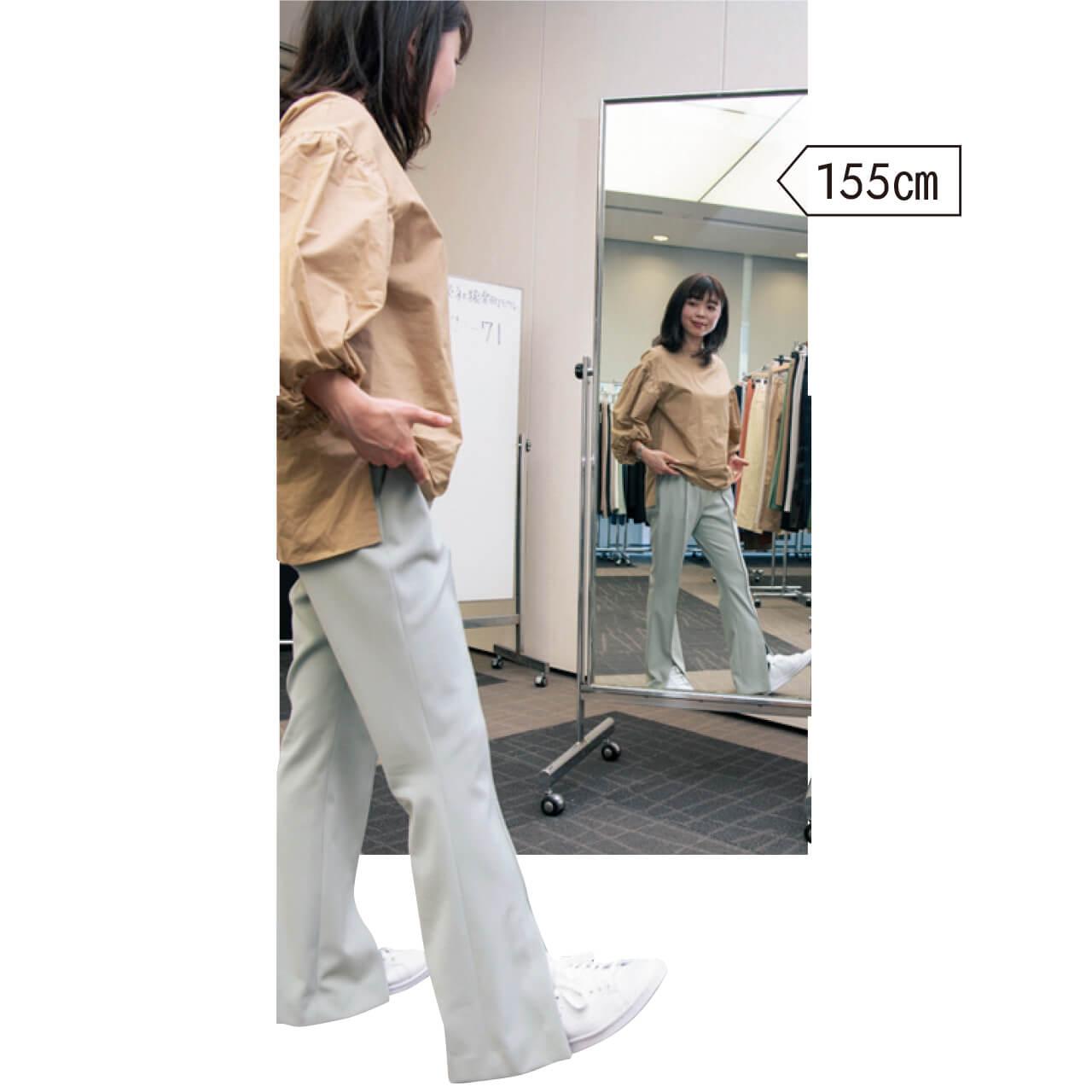 155cm LEEキャラクター瀧嶋さん
