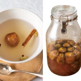 冷凍梅で「梅シロップ」レシピ/中川たまさん