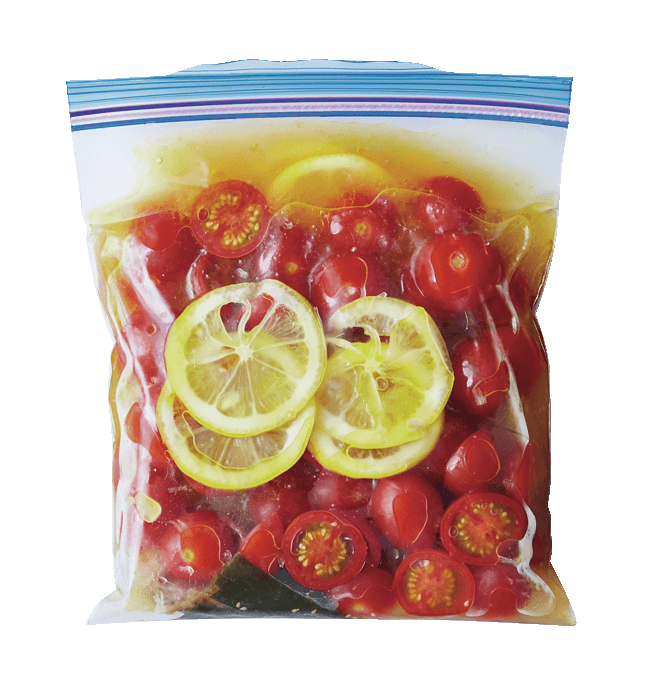 【マリネ風べんり漬け】「ミニトマトのマリネ風」レシピ/榎本美沙さん