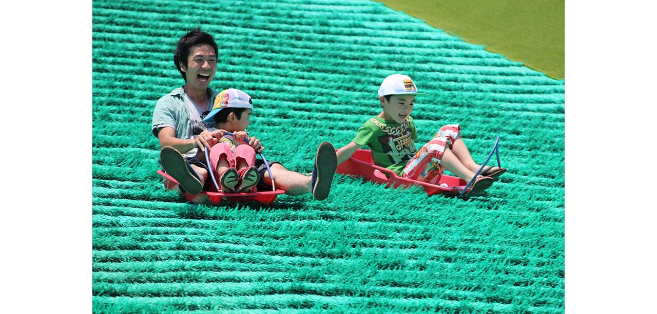 ソレイユの丘 オートキャンプ場〈神奈川県〉