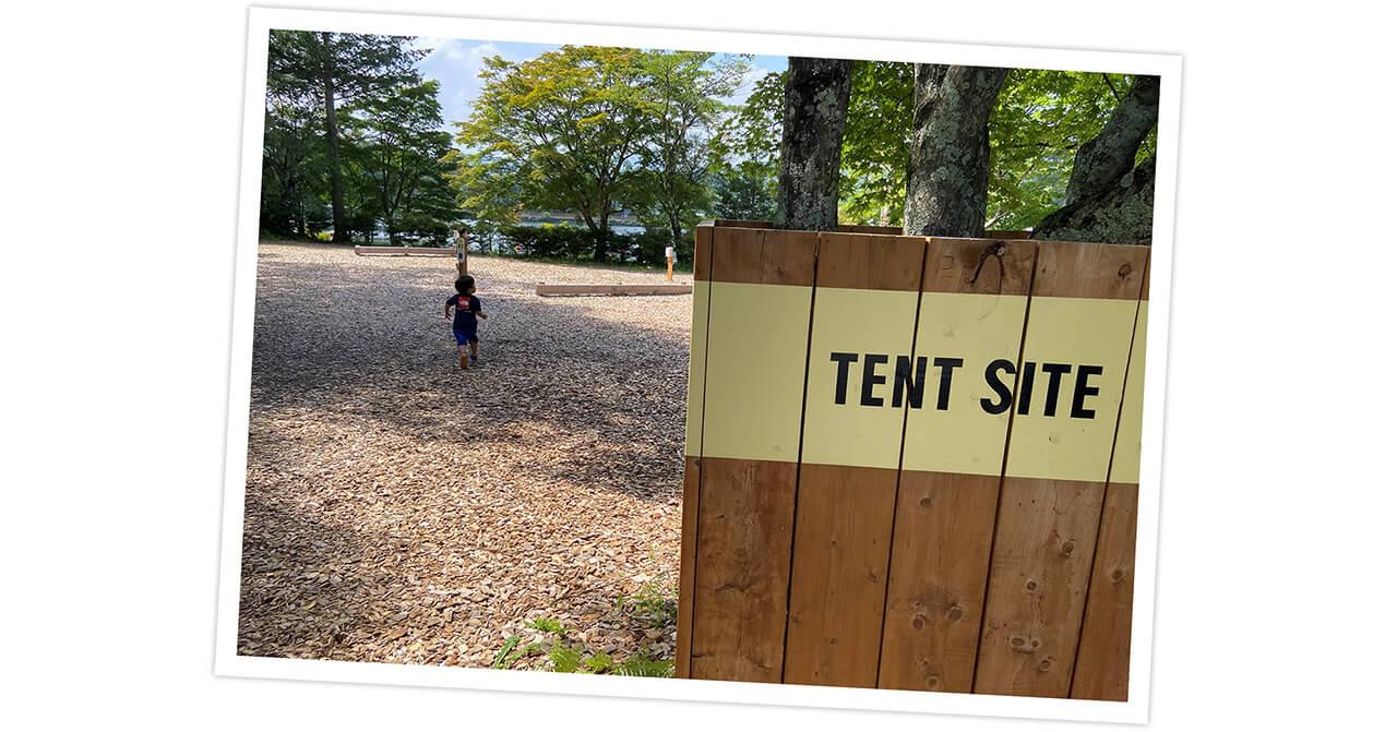 LEE100人隊TBharuさんのタイニーガーデン 蓼科 〈長野県〉でのキャンプ写真