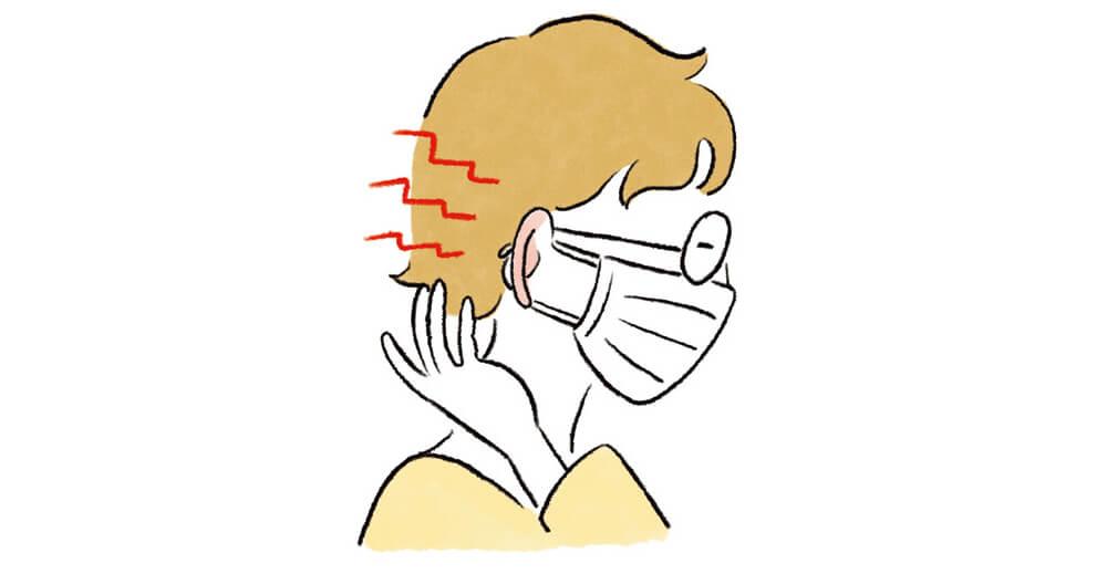 マスク×サングラスコーデ 「耳が痛い」を解決! 耳に優しいフレーム、どんどん進化してます!