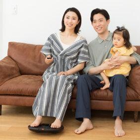 SIXPAD Foot Fit Liteで叶う!座ったまま足の筋トレでラクして美脚&健康習慣