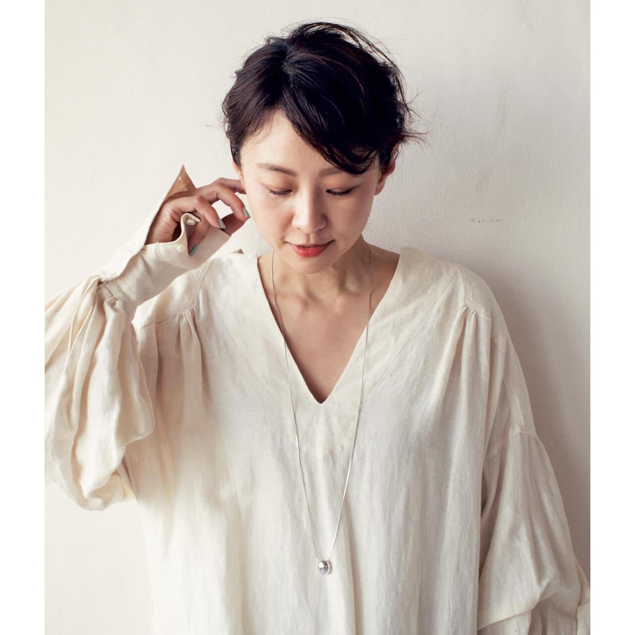 ワンピース/五明さん私物(カレンソロジー) モデル/五明祐子さん