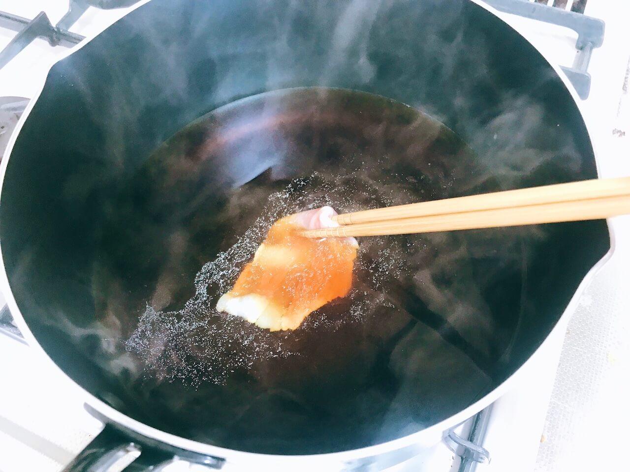 紅茶 豚肉