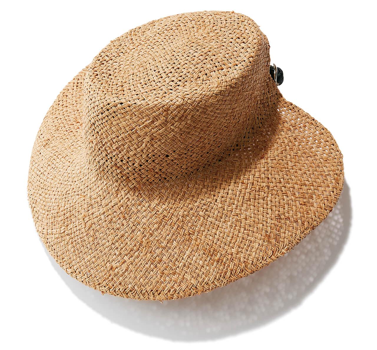 帽子¥22000/キジマ タカユキ