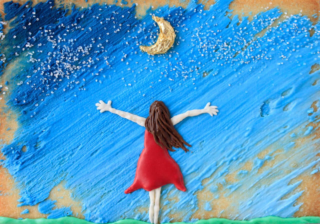 宇宙に包まれる、暮らしは星とともにある/andBAKE×Saya