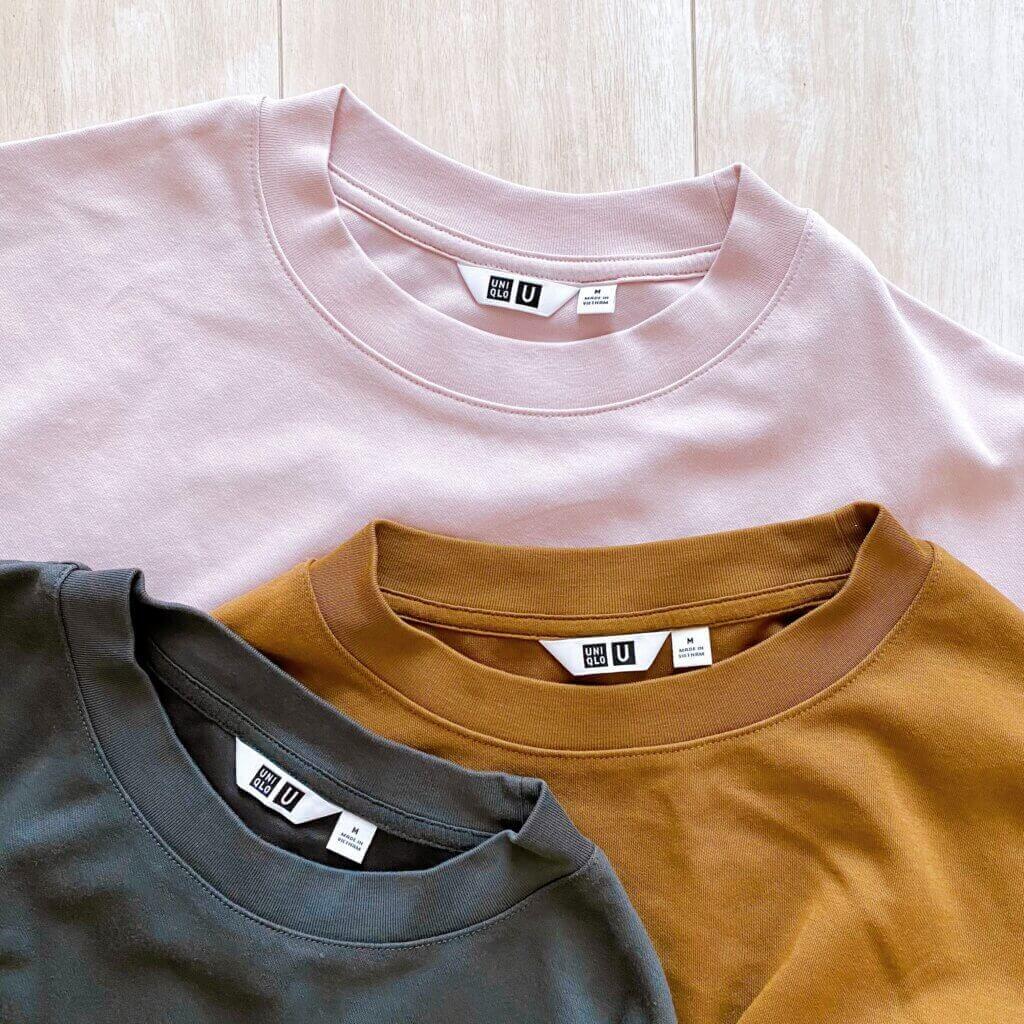 ユニクロ ユーのTシャツ、4人のリアル購入品拝見!【おしゃれ上手の愛用品・2021年】