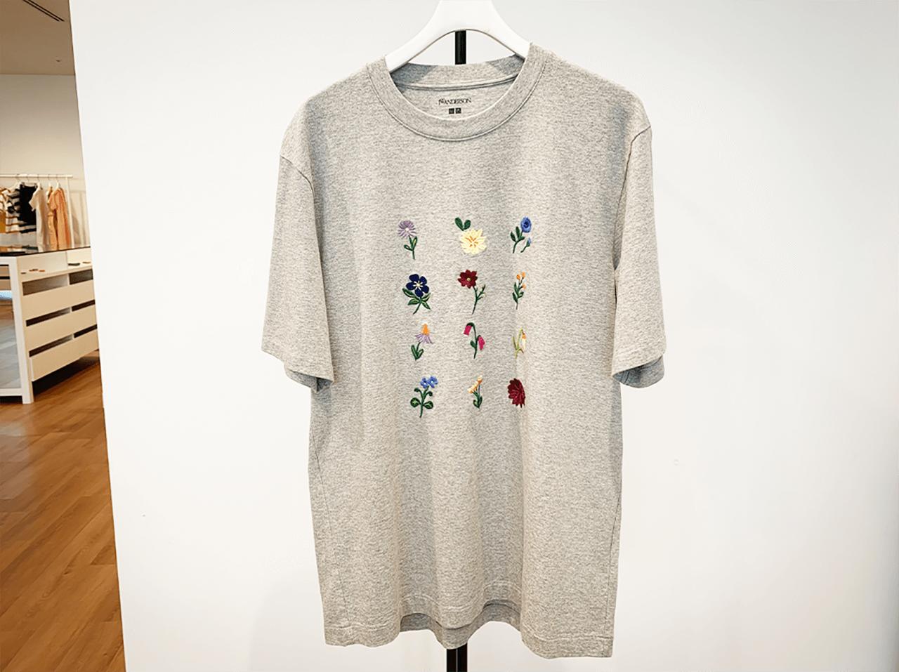 クルーネックT(半袖)¥1,990