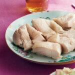 「ゆで鶏ねぎ油ソース」レシピ/小林まさみさん