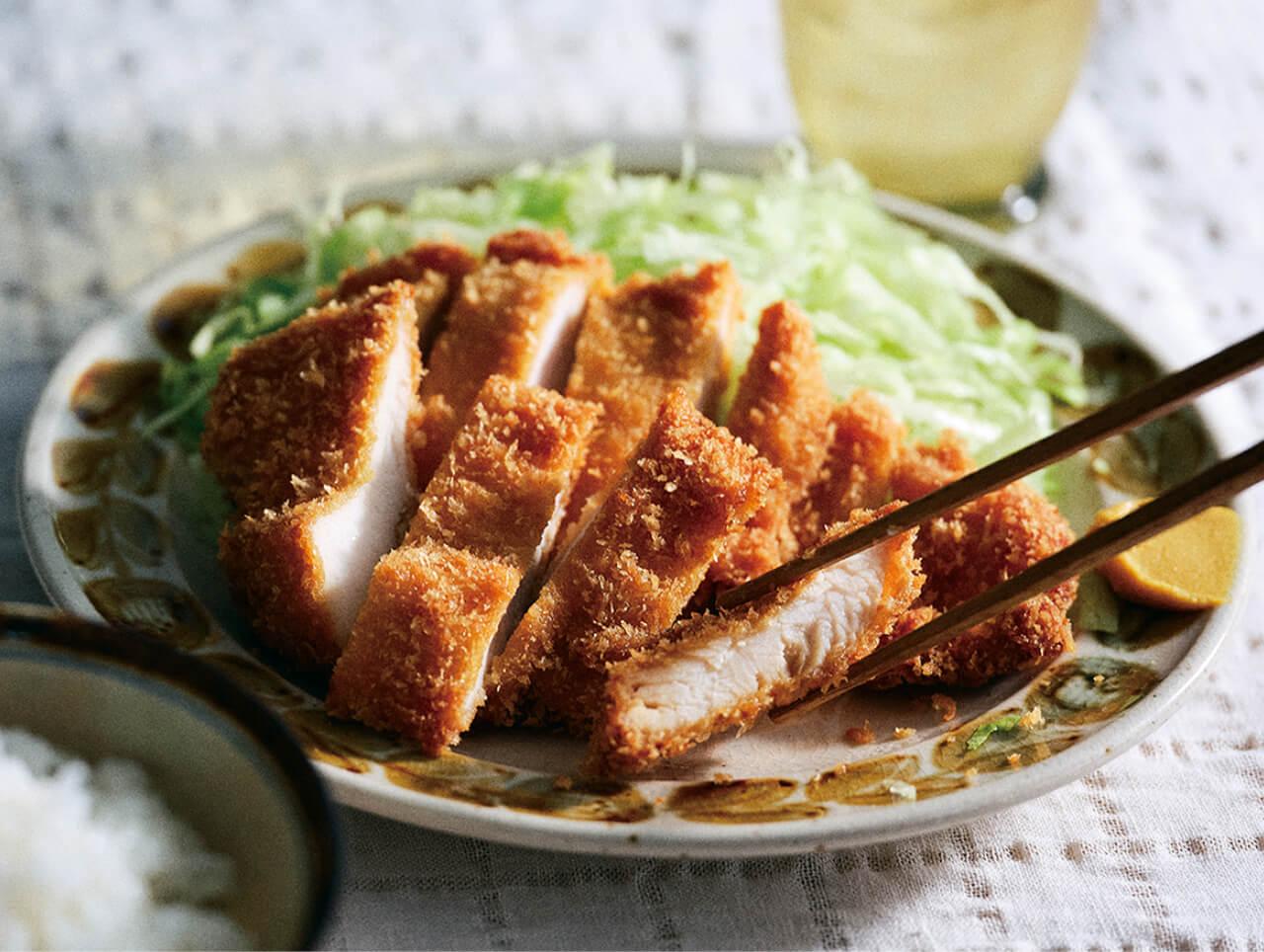 「味しみチキンカツ」レシピ/きじまりゅうたさん